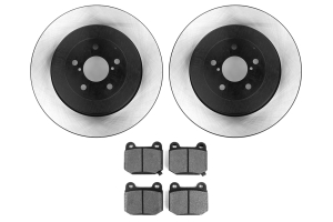 Stoptech Preferred Axle Pack Rear ( Part Number:STP 909.47508)