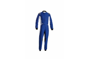 Sparco Eagle 2.0 Racing Suit Blue / White - Universal