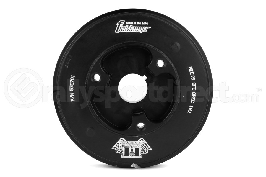 Fluidampr Crank Pulley ( Part Number:FLU 570701)