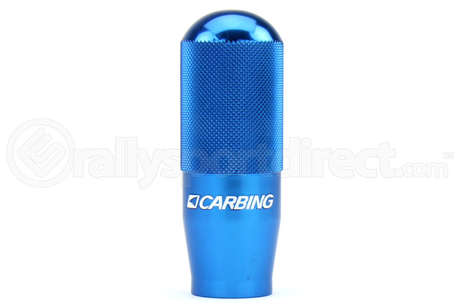 Carbing High Grip Shift Knob Blue M12x1.25 ( Part Number:CA3 321 120 5 T)