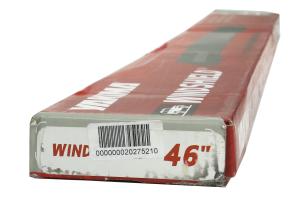 Yakima Windshield 46in Fairing Black - Universal