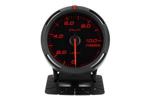 Defi Red Racer Pressure Gauge Metric 60mm 1000 kPa (Part Number: )