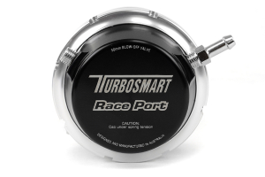 Turbosmart 50mm Race Port Blow Off Valve Black ( Part Number:TBS TS-0204-1102)