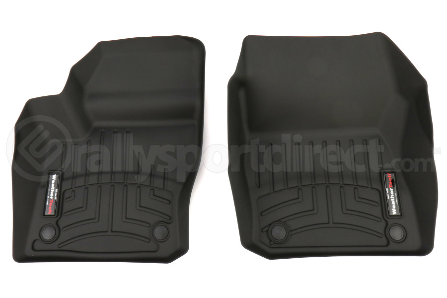Weathertech Front Floorliner Set Black - Ford Focus ST 2013+