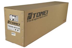 Tomei Expreme Ti Titanium Catback Exhaust - Mitsubishi Evo 8/9 2003-2006