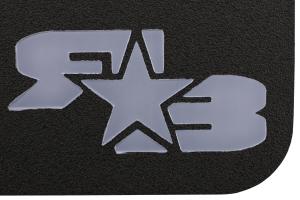 RokBlokz Short Rally Mud Flaps - Subaru Baja 2003-2006