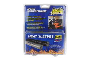Thermo Tec Heat-Sleeves 1in x 3ft Black ( Part Number:THE 18100)