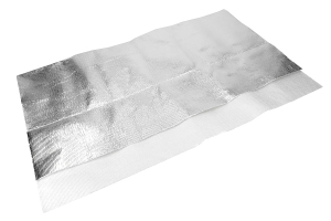 Thermo Tec Aluminized Heat Barrier 40in x 36in ( Part Number:THE 14001)