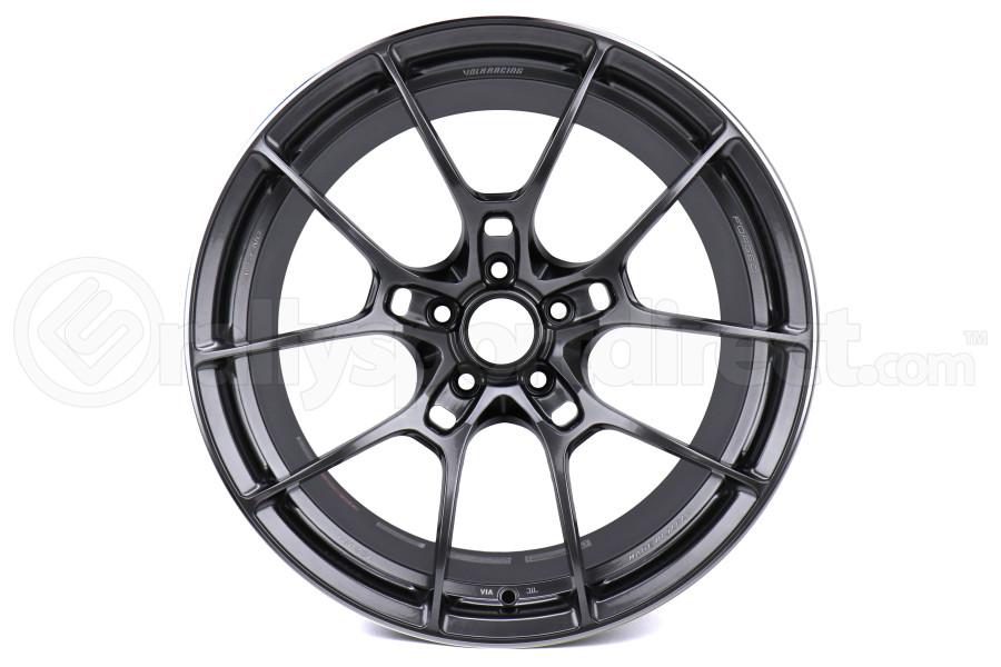 Volk G025 19x10 +33 5x112 Formula Silver - Universal