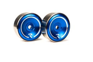 Raceseng Revo Idler Pulleys Blue (Part Number: )