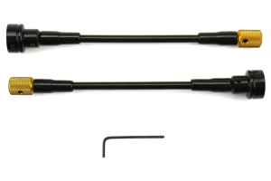 ISC Suspension Rear Extenders - Universal