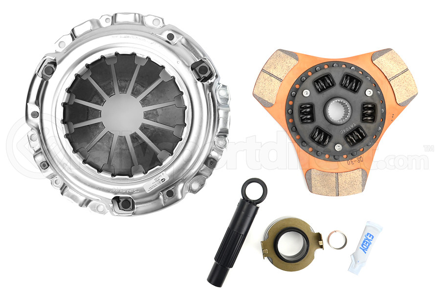 Exedy Stage 2 Cerametallic Clutch Kit (Part Number:08951)