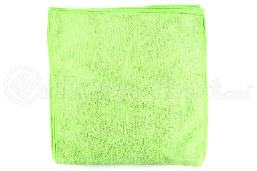 Ammex Microfiber Green Towels (Part Number:MF50G16X16GR)
