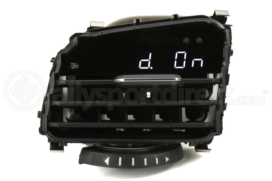 P3 Gauges Vent Integrated Multi Gauge w/ Black Vent Housing (Part Number:LVP3VGR7-V)