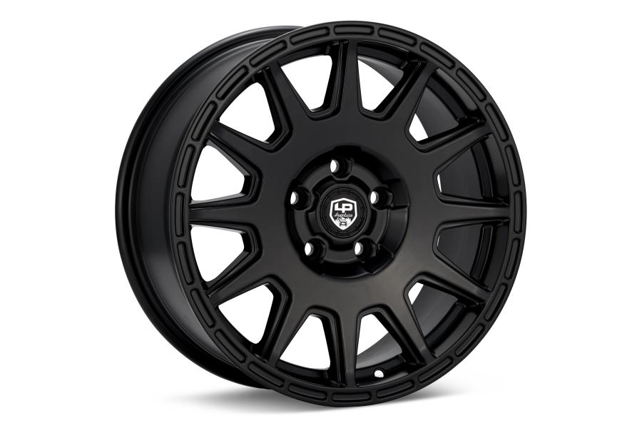 LP Aventure LP1 Wheel 17x7.5 +35 5x100 Matte Black - Universal
