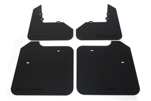 Rally Armor Classic Mud Flap Black Logo (Part Number: )