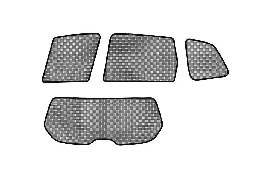 3D MAXpider Soltect Sunshades - Subaru Forester 2014 - 2018