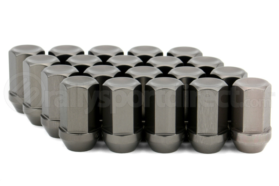 Gorilla Aluminum Closed End Titanium Lug Nuts 12x1.50 (Part Number:44138TI-20)
