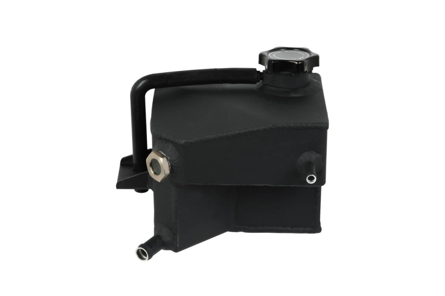 Mishimoto Aluminum Coolant Expansion Tank Black - Honda Civic Type R 2017+