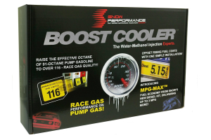 Snow Performance Stage 3 Boost Cooler EFI 2D MAP Progressive Water-Methanol Injection Kit - Universal