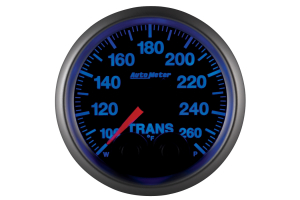 Autometer Elite Transmission Temperature Gauge 7 Color - Universal
