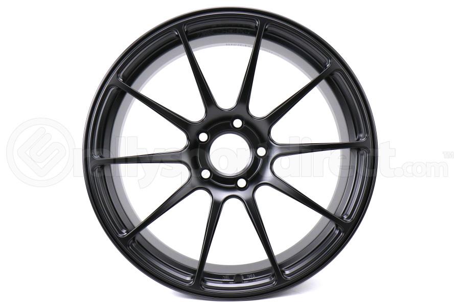 XXR 527F 18x9 +35 5x114.3 Flat Black Forged - Universal