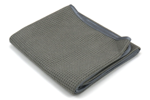 Chemical Guys Grey Matter Microfiber Towel (36in X 25in) - Universal