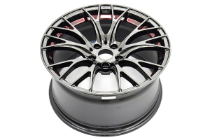 WedsSport SA-20R 5x114.3 Red Light Chrome - Universal