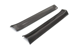 Revel GT Dry Carbon Left and Right Door Sill Cover - Subaru WRX / STI 2015 - 2020