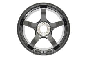 Advan TC3 18x9.5 +45 5x114.3 Dark Gunmetal - Universal