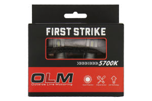 OLM First Strike 9005 5700k LED DRL Bulbs - Universal