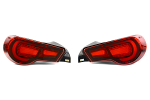 TOM'S LED Tail Light Set ( Part Number: 81500-TZN60)