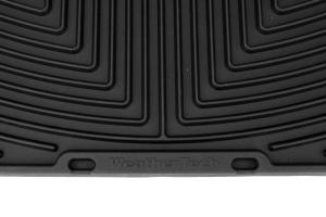 Weathertech Rubber Floor Mats Rear (Part Number: )