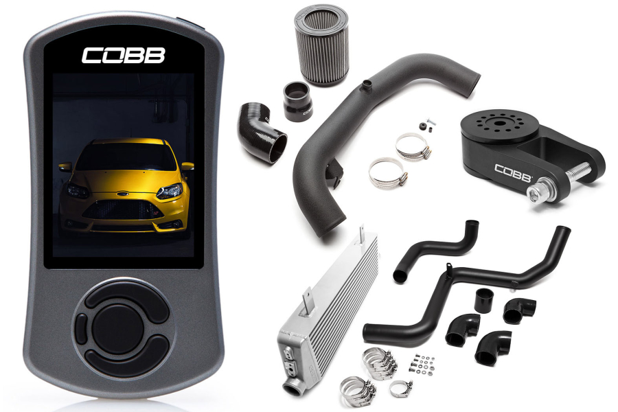 COBB Tuning Stage 2 Power Package - Ford Focus ST 2013+
