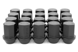 Volk Racing Rays 35MM 12X1.25 Lug Nuts Black (Part Number: )