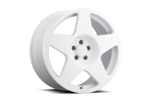 fifteen52 Tarmac 5x114.3 18x8.5 +30 Rally White - Universal