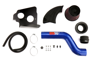 K&N Typhoon Cold Air Intake Blue - Ford Focus RS 2016+
