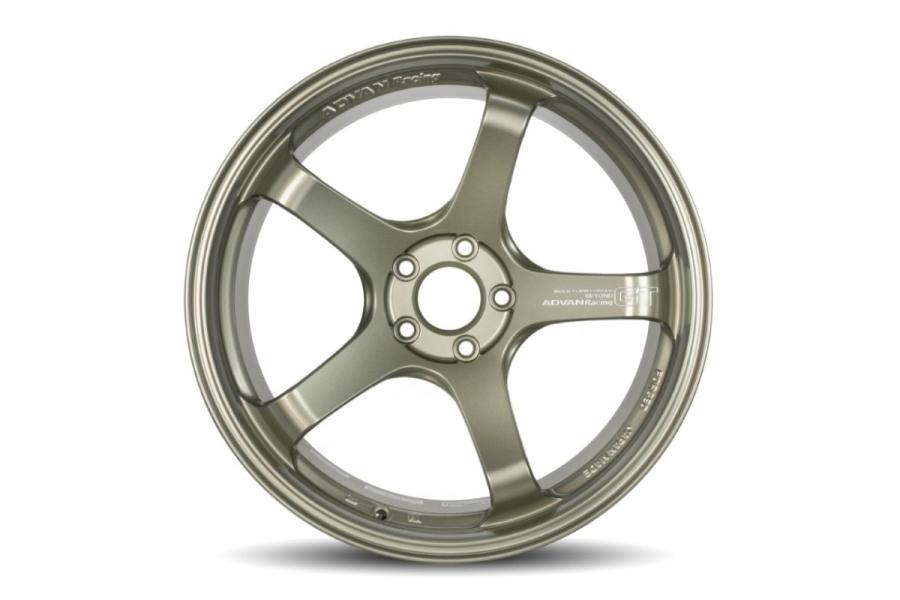 Advan GT Beyond 19x9.5 +38 5x114.3 Racing Sand Metallic - Universal