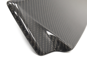 Carbon Reproductions Kaze Carbon Fiber Roof Spoiler - Subaru WRX / STI 2015+