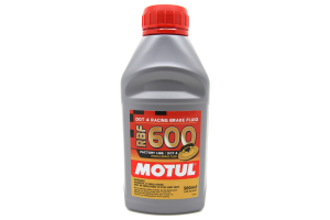 Motul RBF600 Brake Fluid Synthetic DOT 4 500ml - Universal