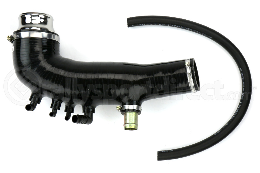 COBB Tuning Silicone Turbo Inlet Black (Part Number:724400-BK)