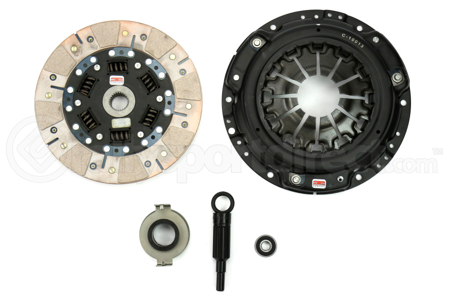 Competition Clutch Stage 3 Segmented Sprung Clutch Kit (Part Number:15021-2600)