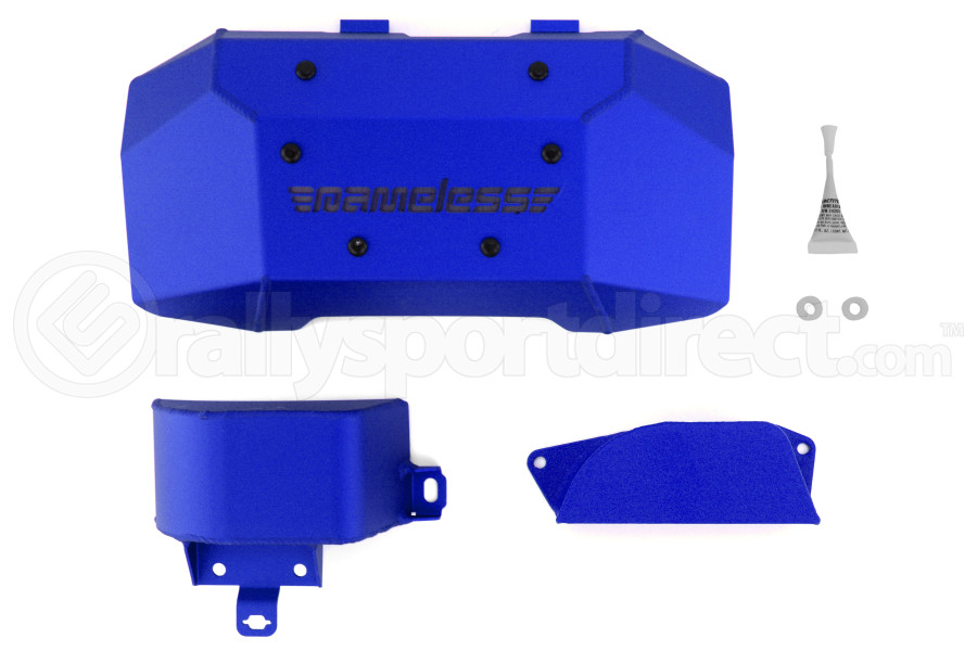 Nameless Performance Engine Cover Kit Anodized Blue (Part Number:RSPD033)