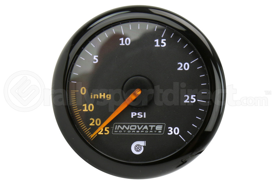Innovate Motorsports MTX Analog 30 PSI Vacuum/Boost Gauge Kit (Part Number:3908)