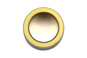 GCS Mirror Dial Cover Gold - Subaru Models (inc. WRX 2015 - 2020)