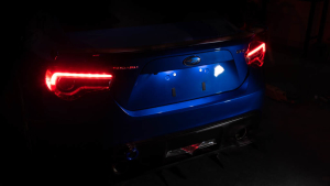 OLM LED Exterior Accessory Kit - Subaru BRZ 2017+ / Toyota 86 2017+