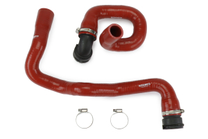 Mishimoto Silicone Radiator Hose Kit Red - Ford Focus ST 2013+