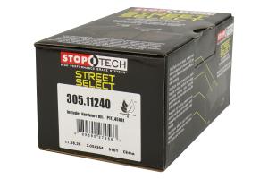 Stoptech Street Select Rear Brake Pads - Scion FR-S 2013-2016 / Subaru BRZ 2013+ / Toyota 86 2017+