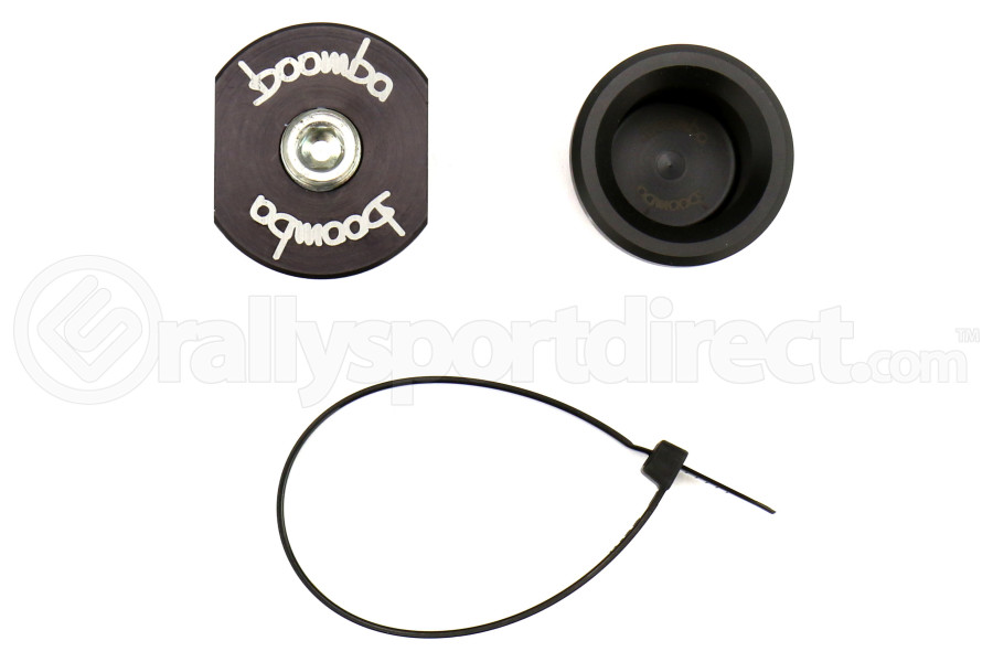 Boomba Racing Sound Symposer Delete Black (Part Number:026-00-008B)