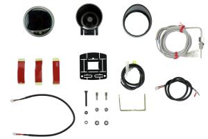 ProSport EGT Gauge Electrical w/Sender Blue/White 52mm ( Part Number:PRS 216SMWBEGTSWL270-PK.F)